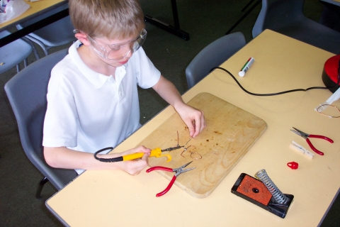 soldering projects If you want to become a maker attending one of our soldering 101 workshops is one of the best ways to start a soldering iron is one of the most versatile tools in a.